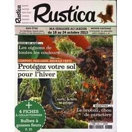 Rustica Hebdo N° 2286 Du 18/10/2013 - Nous On Aime Les Oignons De ...