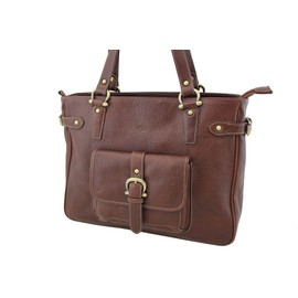 sac main cabas porte document porte paule femme en cuir de vachette gras neuf. Black Bedroom Furniture Sets. Home Design Ideas