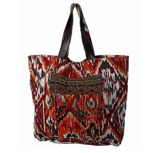 sac cabas tribal ethnique de marque star mela achat et vente. Black Bedroom Furniture Sets. Home Design Ideas