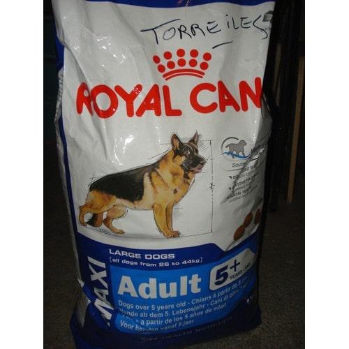 sac de croquettes 15 kg royal canin adulte 5 chiens 26 44 kgs. Black Bedroom Furniture Sets. Home Design Ideas