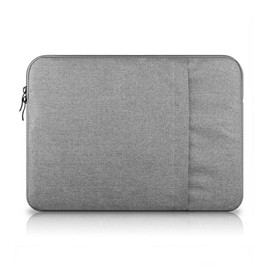 sac de transport housse de protection laptop sleeve sac gris pour ordinateur portable macbook. Black Bedroom Furniture Sets. Home Design Ideas