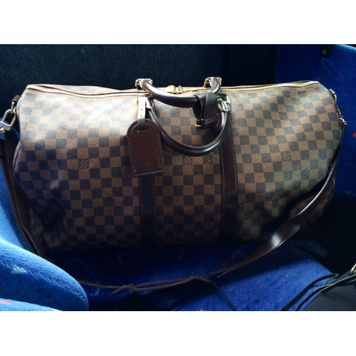Sac Louis Vuitton Keepall