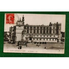 Saint Germain En Laye Le Chateau 1918