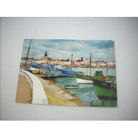 Saint Gilles Sur Vie Vendee Le Port