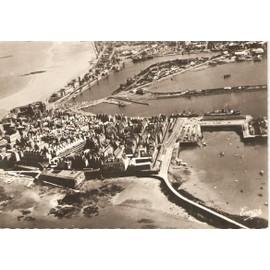 Saint-Malo : Vue A�rienne - 1960
