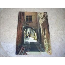 Saint Paul . 06 Vieille Rue Medieval N�2851