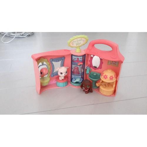 Salon de toilettage petshop achat vente de jouet priceminister rakuten - Le salon de toilettage petshop ...