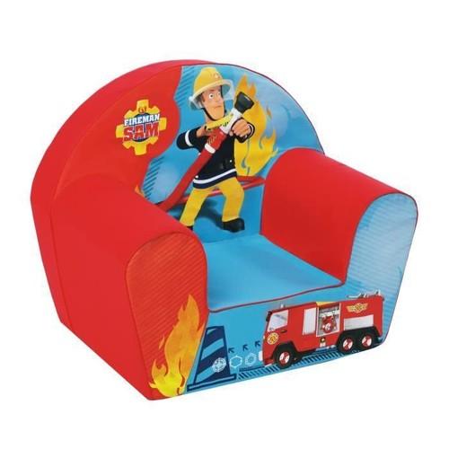 Fauteuil Pour Bébé sam le pompier fauteuil pour enfant pas cher - rakuten