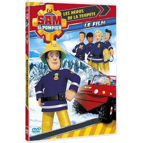 Sam le pompier le film les h ros de la temp te dvd - Photo sam le pompier ...