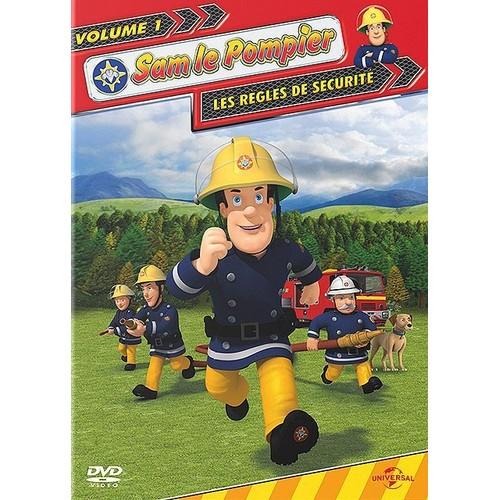 Sam le pompier volume 1 les r gles de s curit dvd - Code avantage aroma zone frais de port ...