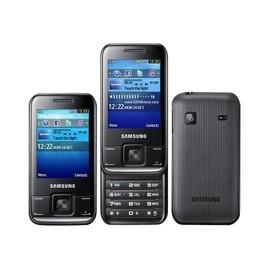 Téléphone GSM SAMSUNG E2600 NOIR