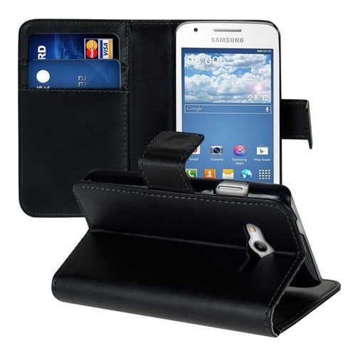 samsung galaxy trend 2 lite sm g318h etui portefeuille livre housse coque pochette support. Black Bedroom Furniture Sets. Home Design Ideas