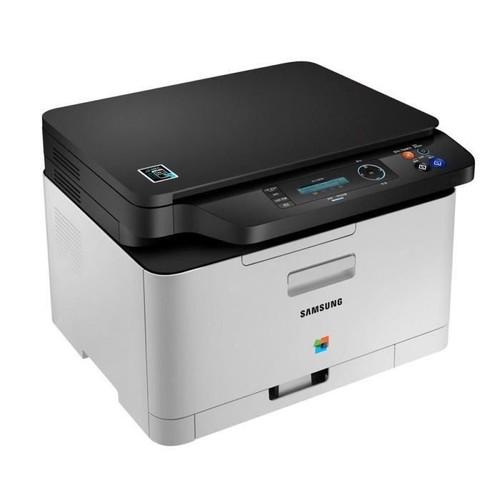 samsung imprimante multifonction 3 en 1 sl c483w laser couleur wifi nfc