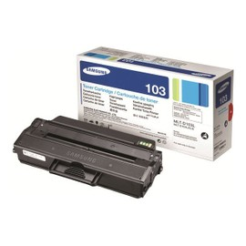 Samsung Mlt-D103l - Noir - Original - Cartouche De Toner - Pour Ml-2950, 2955, 2956; Scx 4726, 4727, 4728, 4729