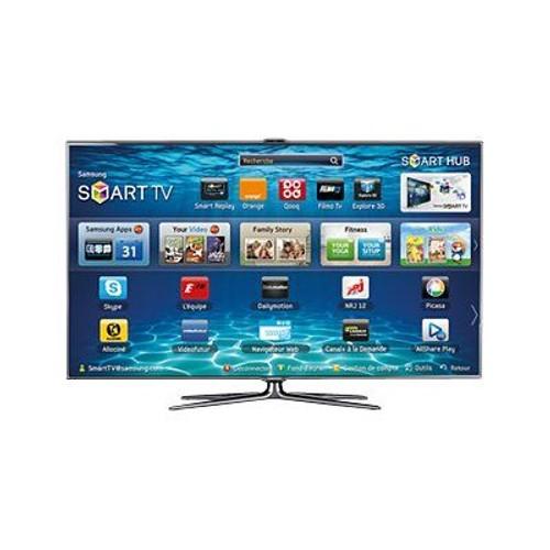 smart tv led samsung ue46es7000 3d 46 1080p full hd pas cher. Black Bedroom Furniture Sets. Home Design Ideas