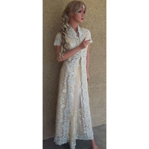 Robe kabyle mariage pas cher id es et d 39 inspiration sur for Decoration kabyle