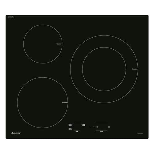 Sauter spi4367b table de cuisson induction achat et for Table a induction sauter