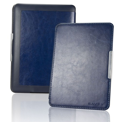 Savfy housse etui kindle paperwhite luxe ultra slim for Housse kindle paperwhite