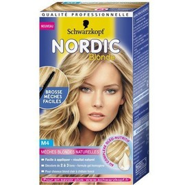 schwarzkopf nordic blonde - Coloration Shwarskoff