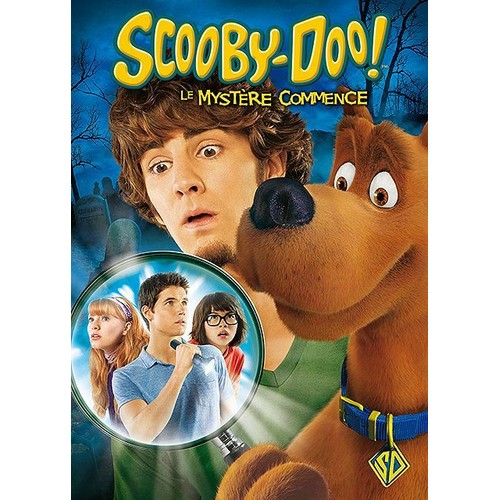 Download Scooby Doo The Mystery Begins FRENCH Poster