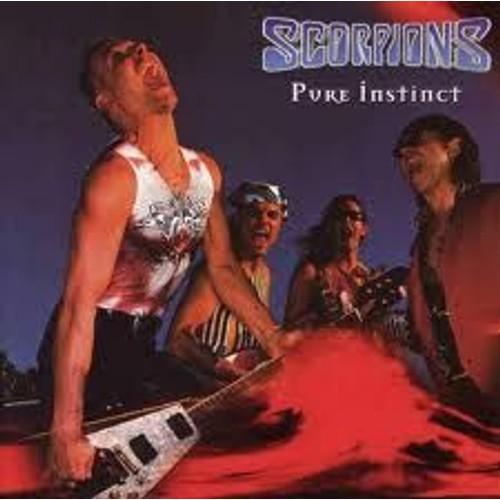 pure instinct scorpions achat vente de cd album