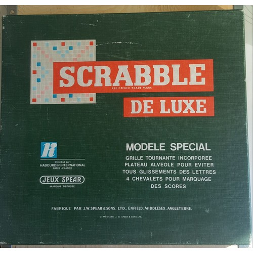 scrabble de luxe jeux spear mod le sp cial achat et vente. Black Bedroom Furniture Sets. Home Design Ideas