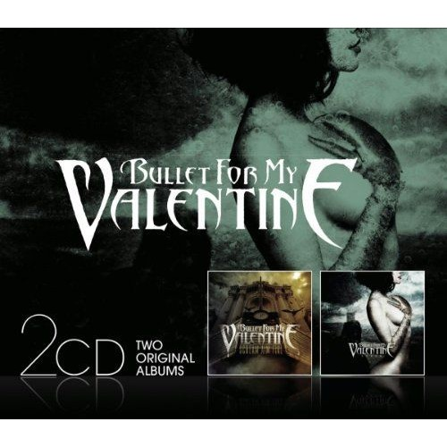 Scream Aim Fire/Fever - Bullet For My Valentine: CD Album ...  Bullet For My Valentine Fever Album