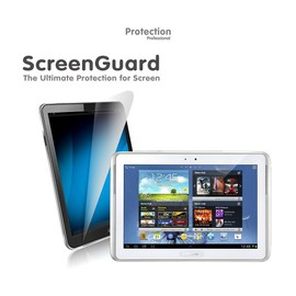 screenguard film protection cran sur mesure pour tablette samsung galaxy note 10 1 n8000 n8010. Black Bedroom Furniture Sets. Home Design Ideas