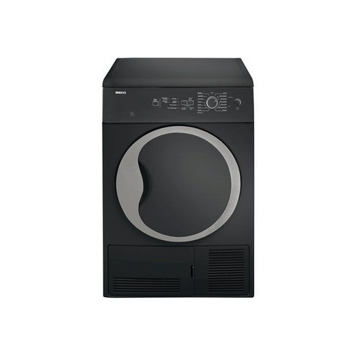 beko dc 7230 b seche linge a condensation. Black Bedroom Furniture Sets. Home Design Ideas