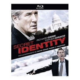 Secret Identity - Blu-Ray de Michael Brandt