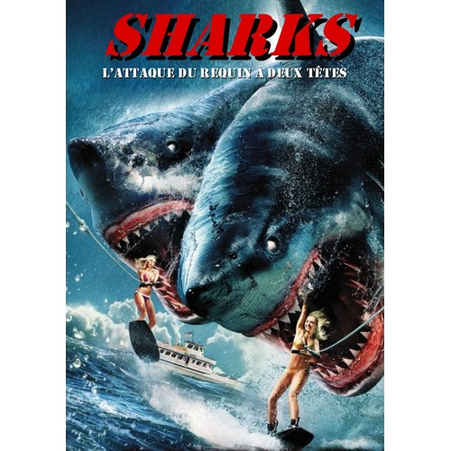 Sharks Lattaque Du Requin à Deux Têtes Dvd Zone 2 Rakuten