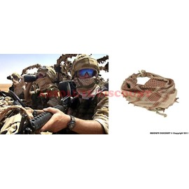 Shemagh Keffieh Cheche Us Military Foulard Echarpe Desert - Mixte - Airsoft    Paintball   Outdoor   Randonnée   Survie   Moto - Nouveau !!! e30acb0ae72