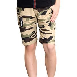 0def3b3fddbd3 Shorts Gar?On Taille ?Lastiquée Camouflage Bermuda Gar?On Regular Fit