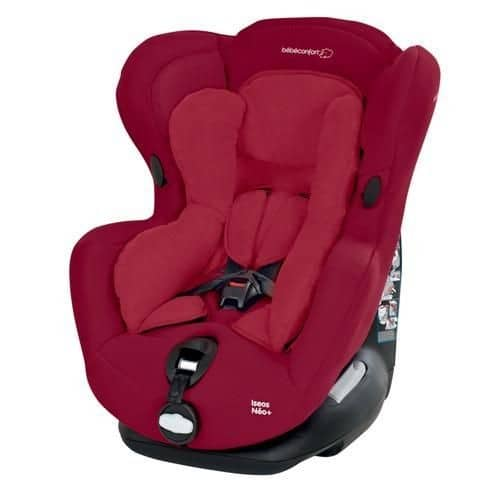 Si ge auto b b confort iseos n o raspberry red pas cher for Siege auto bebe neuf