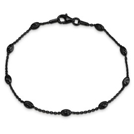 d2af93dccd1 Silberdream Bracelet   Chaine Ancre 18