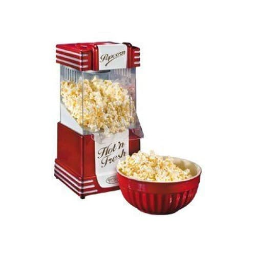 sim o nostalgia electrics retro series fc140 appareil pop corn. Black Bedroom Furniture Sets. Home Design Ideas