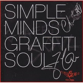 Graffiti Soul - Signed! - Simple Minds