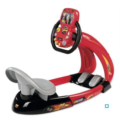 simulateur de conduite cars achat vente de jouet priceminister rakuten. Black Bedroom Furniture Sets. Home Design Ideas
