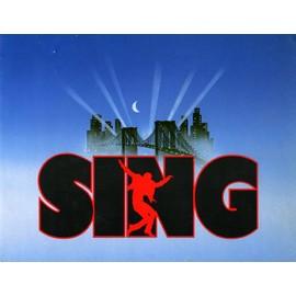 Sing, Synopsis D�pliant, De Richard Baskin, Avec Lorraine Bracco, Peter Dobson, Louise Lasser