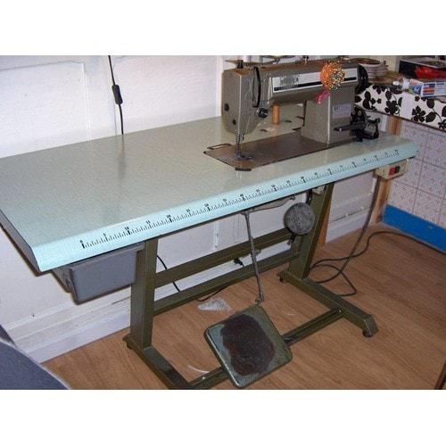 Singer 591 machine coudre plate industrielle pas cher - Meuble machine a coudre singer ...