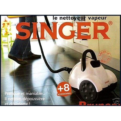 nettoyeur vapeur singer type zq03
