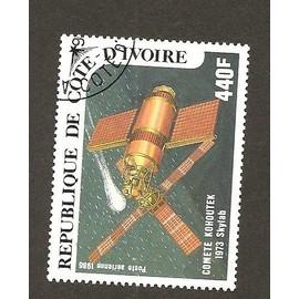 Skylab Com�te Kohoutek