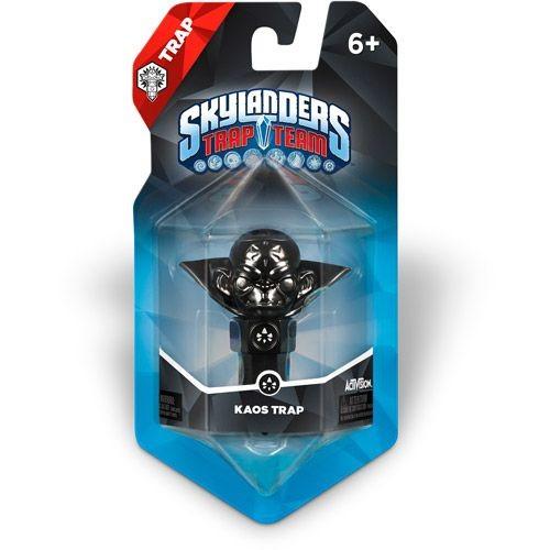 Figurine skylanders trap team pi ge element kaos achat et vente - Tous les skylanders ...