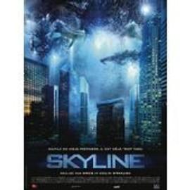 Skyline - Greg Colin Strause - Eric Balfour - Affiche De Cin�ma Pli�e 60x40 Cm