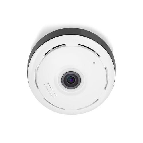 SMARTWARES Caméra De Surveillance HD IP 360° A Usage Intérieur