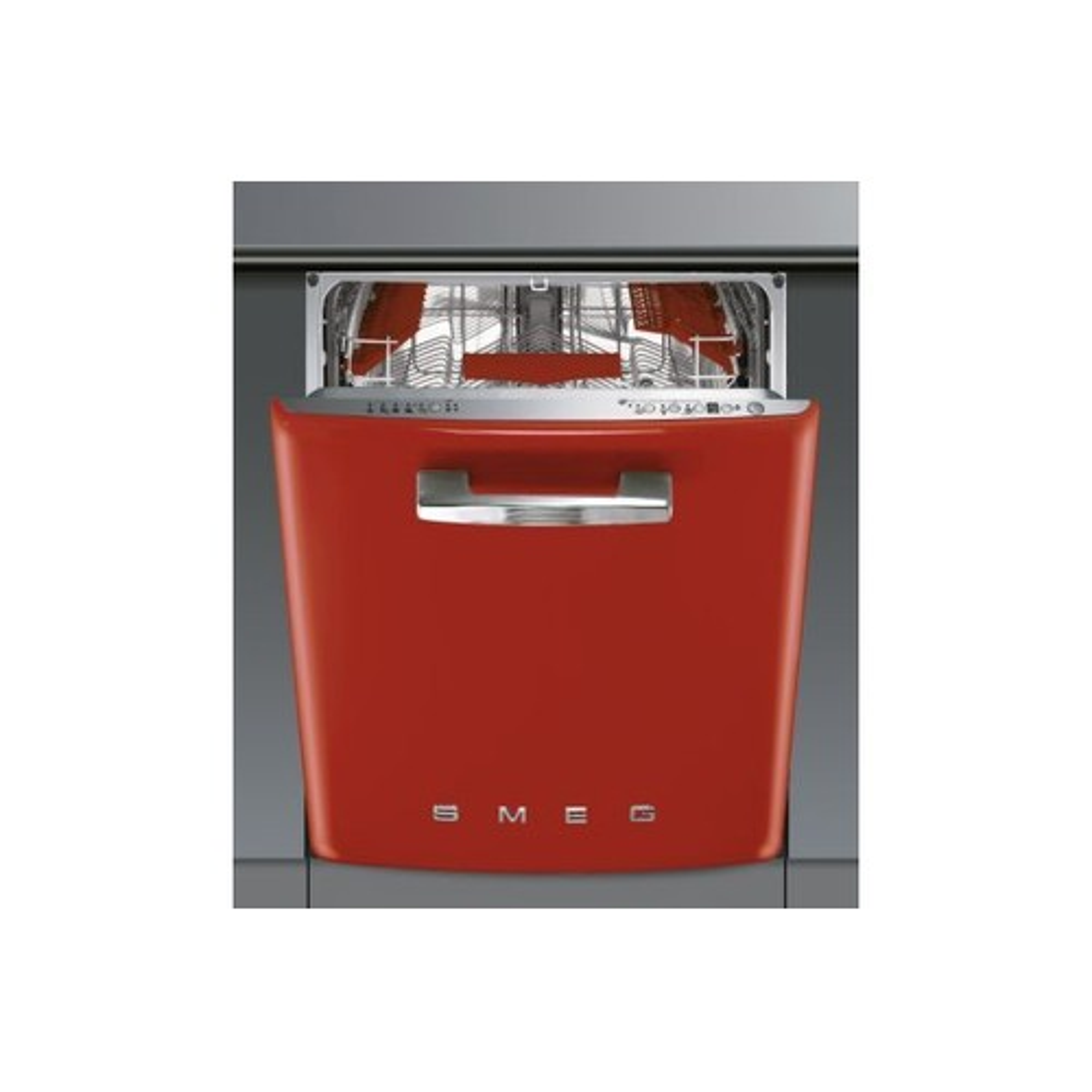 smeg st2fabr2 lave vaisselle full int grable pas cher. Black Bedroom Furniture Sets. Home Design Ideas