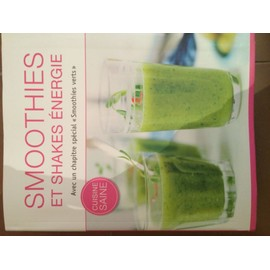 Smoothies Et Shakes Energie de inconnu - Achat vente neuf occasion