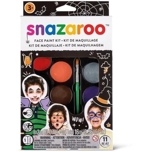 snazaroo palette maquillage halloween achat et vente. Black Bedroom Furniture Sets. Home Design Ideas