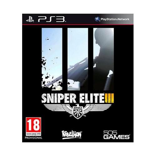 sniper elite 3 pas cher achat vente priceminister. Black Bedroom Furniture Sets. Home Design Ideas