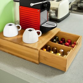 Frg70-N Boîte De Rangement À Tiroirs Pour Capsules De Thé Et Café ...